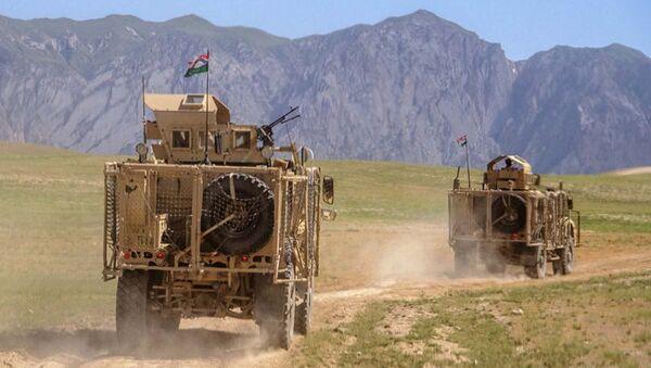 Хрватска војска у Авганистану - Sputnik Србија