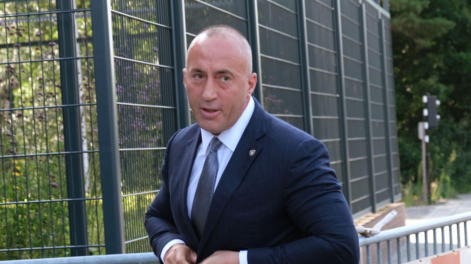 Ramuš Haradinaj - Sputnik Srbija, 1920, 04.09.2021