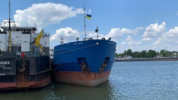 Руски танкер Ника спирит - Sputnik Србија
