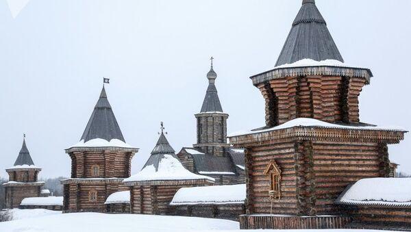 Трифонов Печеншки манастир - Sputnik Србија