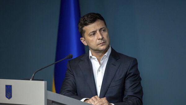 Украјински председник Владимир Зеленски - Sputnik Србија