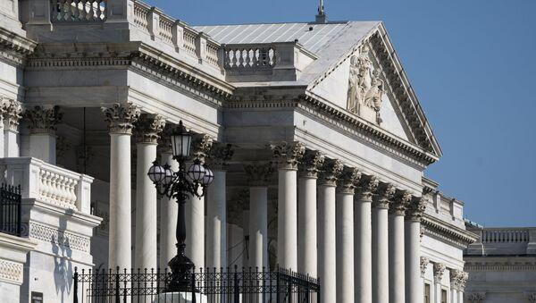 Амерички Капитол у Вашингтону - Sputnik Србија