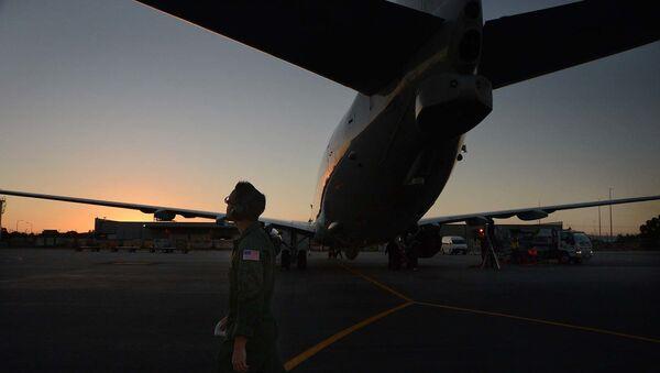 Avion za izviđanje P-8A Posejdon američke ratne mornarice - Sputnik Srbija