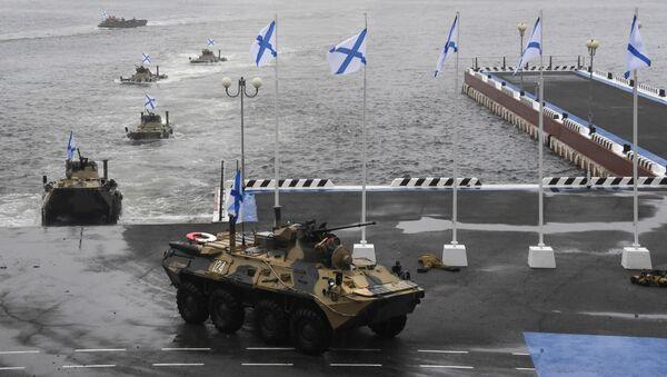 Dan ratne mornarice Rusije - Sputnik Srbija