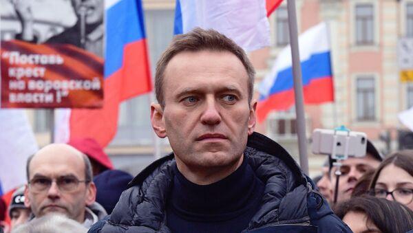 Aleksej Navaljni - Sputnik Srbija