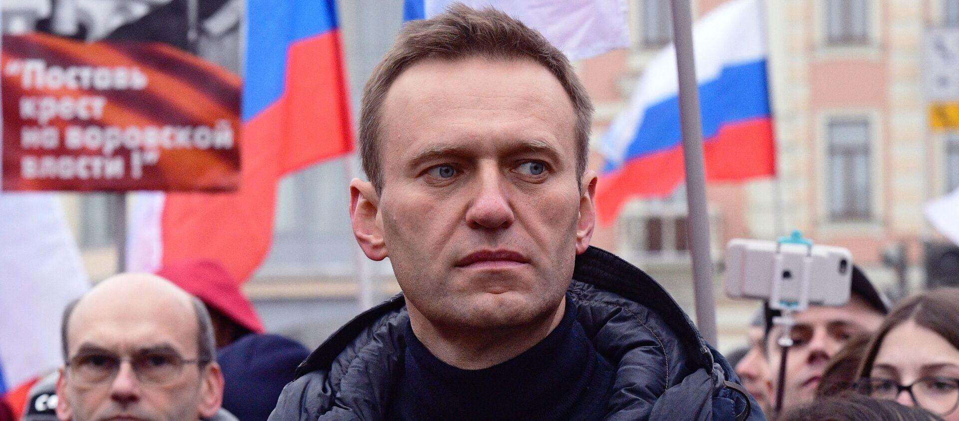 Aleksej Navaljni - Sputnik Srbija, 1920, 15.02.2021
