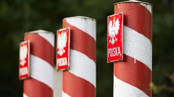 Poljska granica - Sputnik Srbija