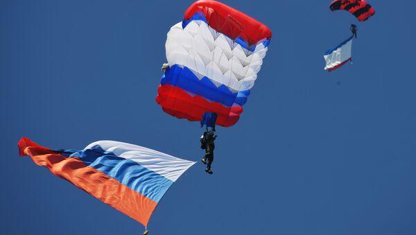 Обележавање дана Ратне морнарице Русије  - Sputnik Србија