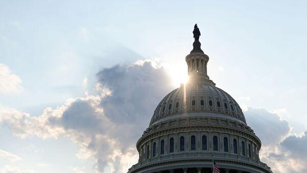 Зграда Сената САД у Вашингтону - Sputnik Србија