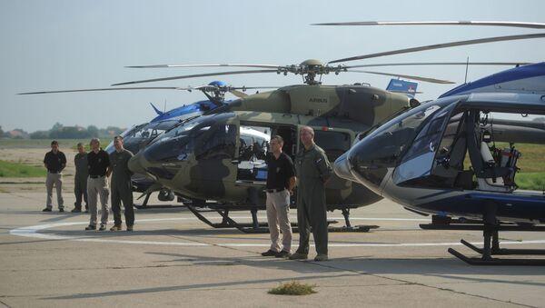 Helikopter H-145M - Sputnik Srbija