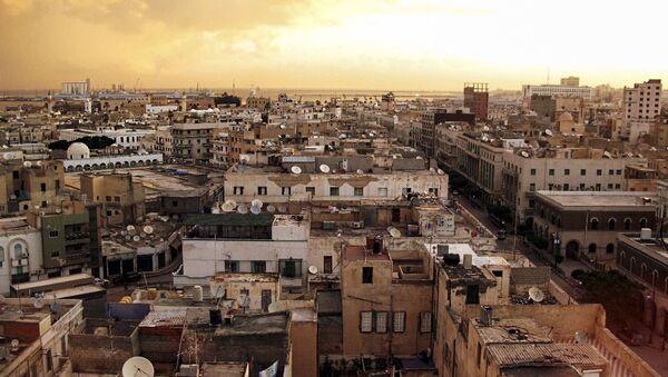 Поглед на либијски Триполи - Sputnik Србија