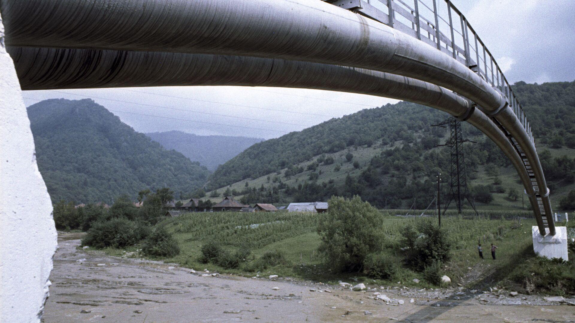 Gasovod kroz Ukrajinu - Sputnik Srbija, 1920, 19.09.2021