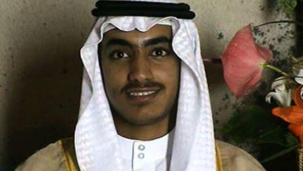 Hamza bin Laden, sin Osame ben Ladena - Sputnik Srbija
