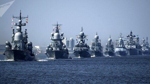 Руска флота - Sputnik Србија