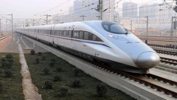 Kineske brze železnice - Sputnik Srbija