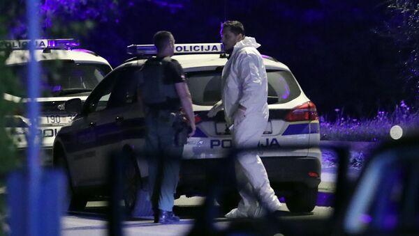 Policija, Hrvatska - Sputnik Srbija
