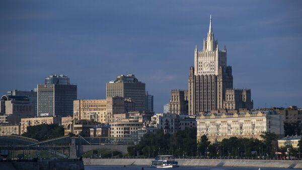 Министарство иностраних послова Русије у Москви - Sputnik Србија