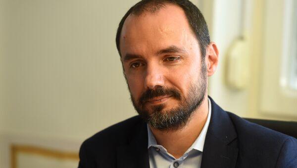 Борис Милошевић - Sputnik Србија