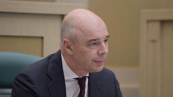Министар финансија Русије Антон Силуанов - Sputnik Србија