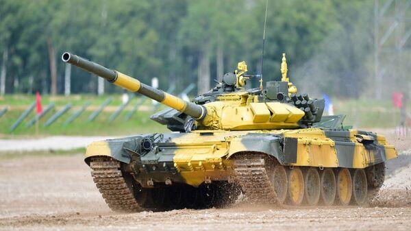 Тенковски биатлон - Sputnik Србија