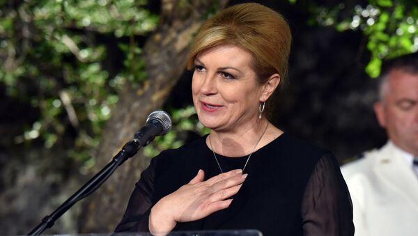 Kolinda Grabar Kitarović - Sputnik Srbija