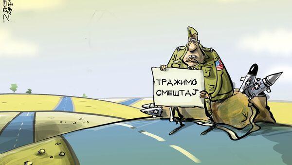 U Australiji neće biti američkih raketa srednjeg dometa - Sputnik Srbija