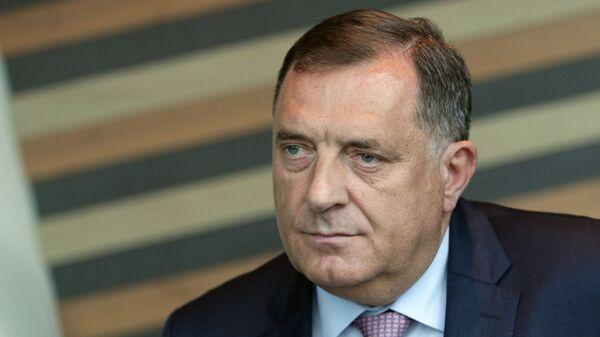 Milorad Dodik - Sputnik Srbija