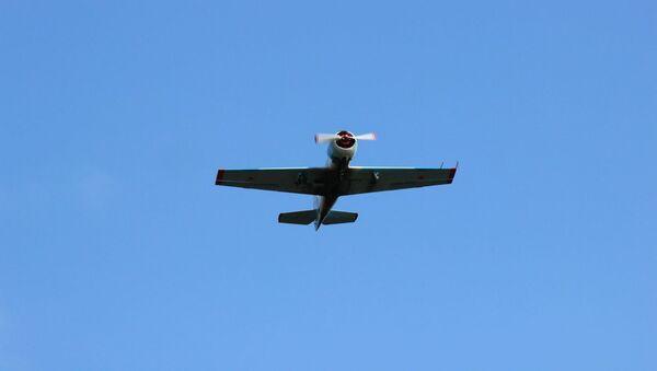 Такмичење у аеро-акробатици - Sputnik Србија