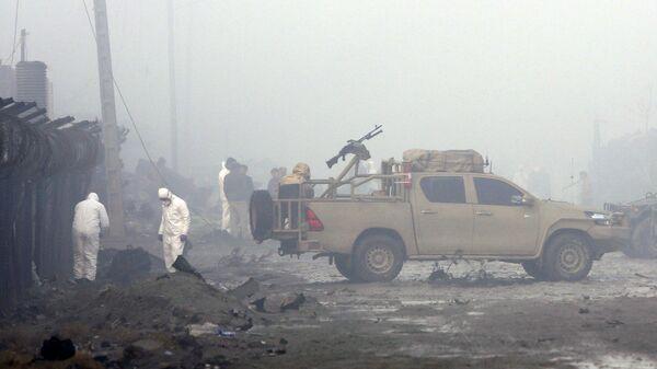 Терористички напад у Авганистану, архивска фотографија - Sputnik Србија