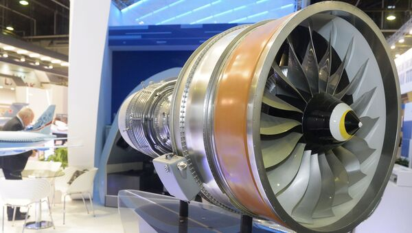 Руски авио-мотор ПД-14 за авион МС-21 - Sputnik Србија