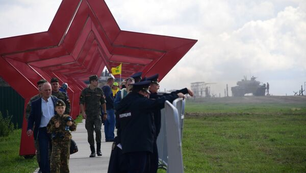Otvaranje Međunarodnih armijskih igara Armija 2019 - Sputnik Srbija