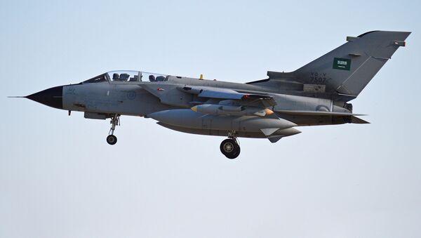 Vojni avion Tornado Saudijske Arabije - Sputnik Srbija