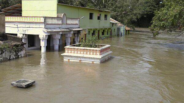 Поплаве у Индији  - Sputnik Србија
