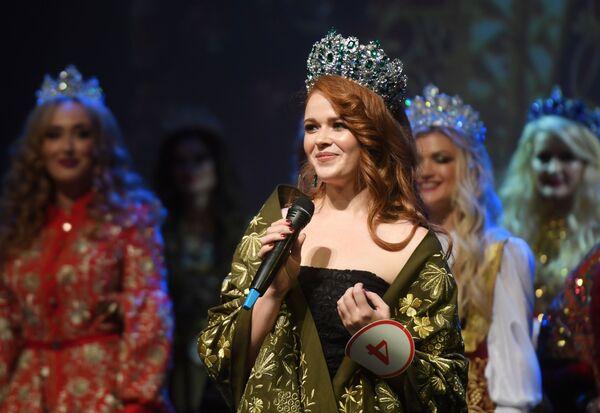 Učesnice finala konkursa Misis Rusija 2019 - Sputnik Srbija
