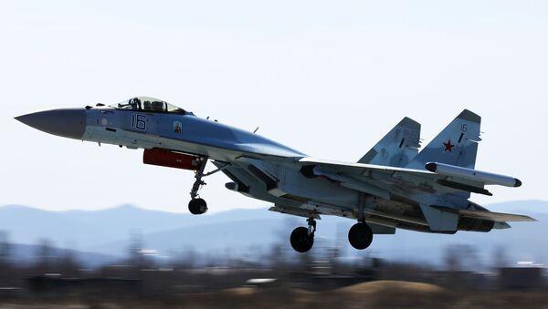 Руски ловац Су-35 - Sputnik Србија