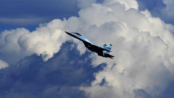 Вишенаменски ловац Су-35  - Sputnik Србија