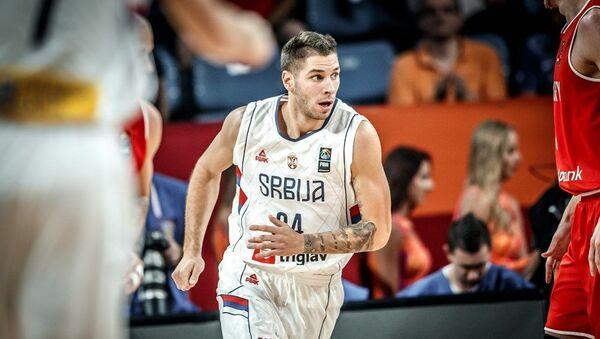 Reprezentativac Srbije Stefan Jović - Sputnik Srbija