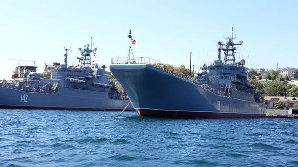 Brodovi ruske Crnomorske flote - Sputnik Srbija