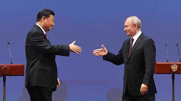 Orkestar često izvodi himnu Kine. - Sputnik Srbija