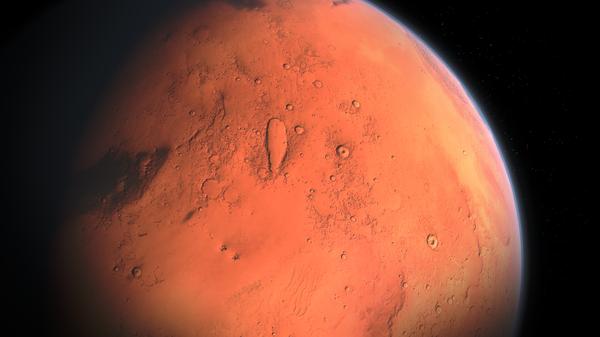 Марс - Sputnik Србија