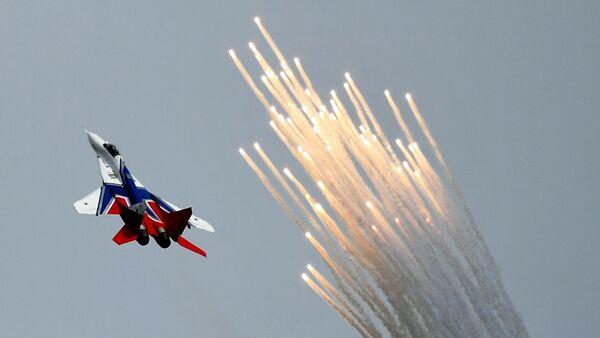 """Avion MiG-29 grupe """"Striži"""" - Sputnik Srbija"""