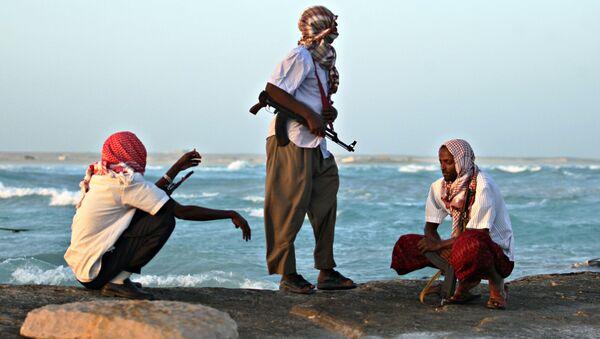 Somalijski pirati  - Sputnik Srbija