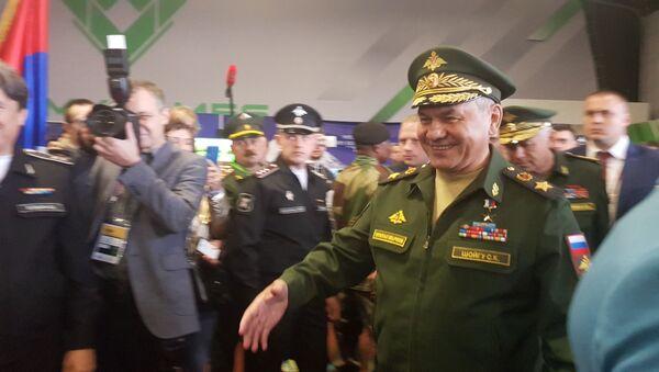 Сергеј Шојгу - Sputnik Србија
