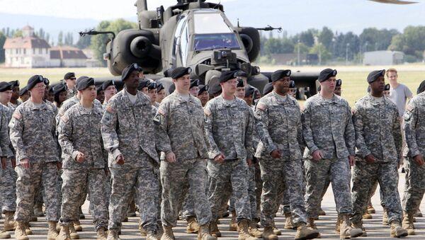 Америчка војска у Немачкој - Sputnik Србија