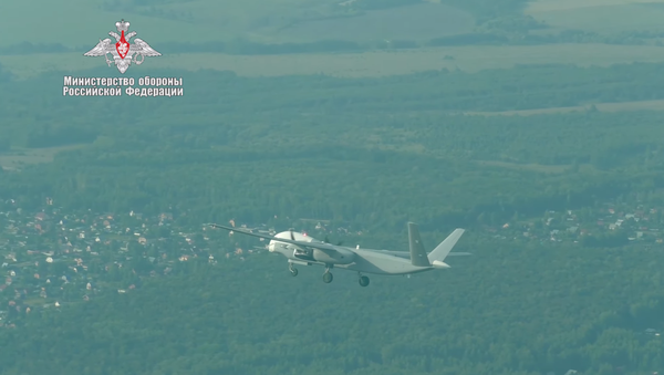 Dron Altius-u - Sputnik Srbija
