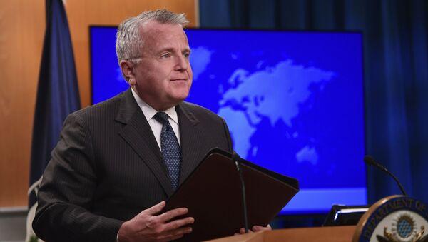 Zamenik američkog državnog sekretara Džon Saliven - Sputnik Srbija