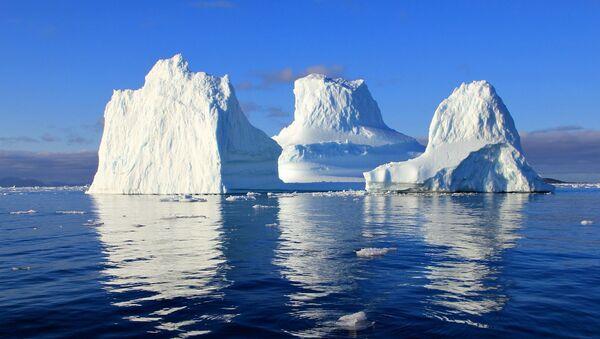 Ледници на Гренланду  - Sputnik Србија