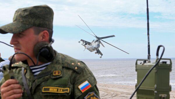 Војне вежбе руске војске - Sputnik Србија