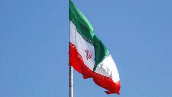 Застава Ирана - Sputnik Србија