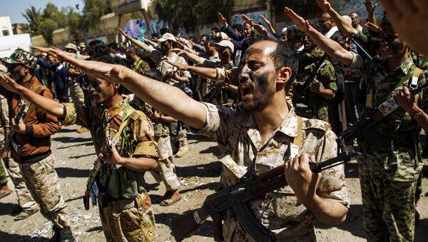 Pobunjenici u Jemenu - Huti - Sputnik Srbija